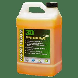 3d super citrus apc 64 oz optimum motor sport
