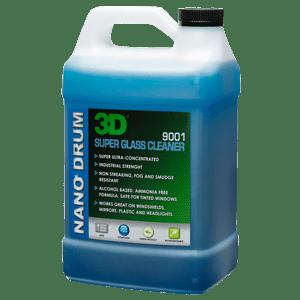 3d super glass cleaner optimum motor sport