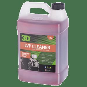 LVP cleaner optimum motor sports