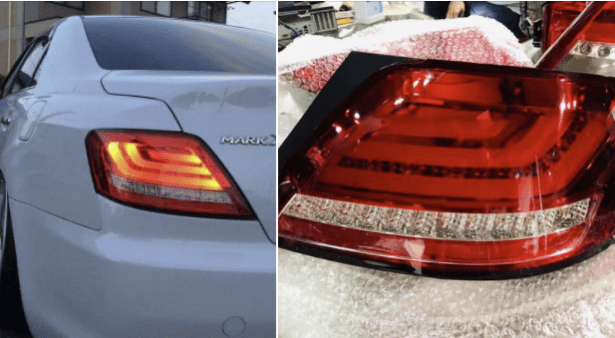 Sequential Taillights for Toyota Mark X