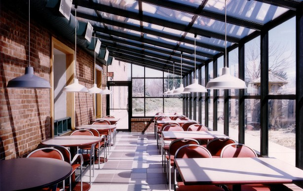 Cafeteria  Hudson Valley Healthcare Architect Commercial