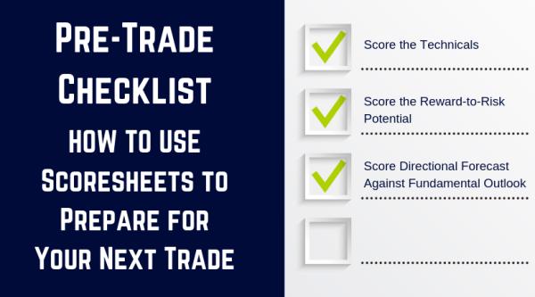 Pre-Trade Checklist