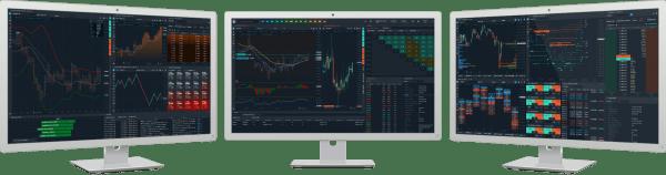 Trading Screen Setup multiple monitors