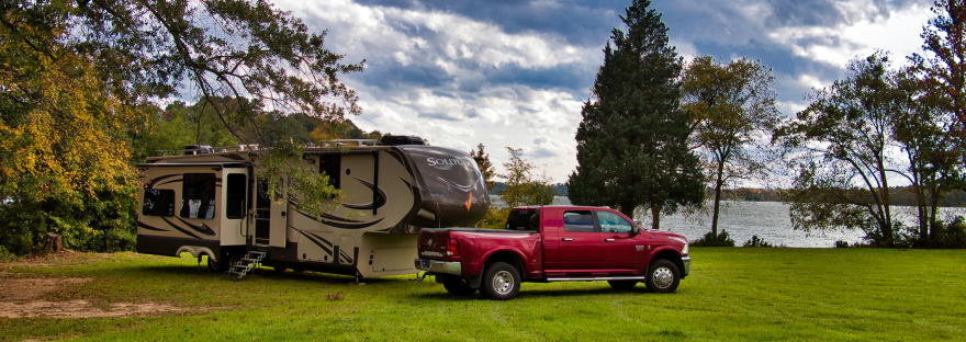 Boondocking in Texas