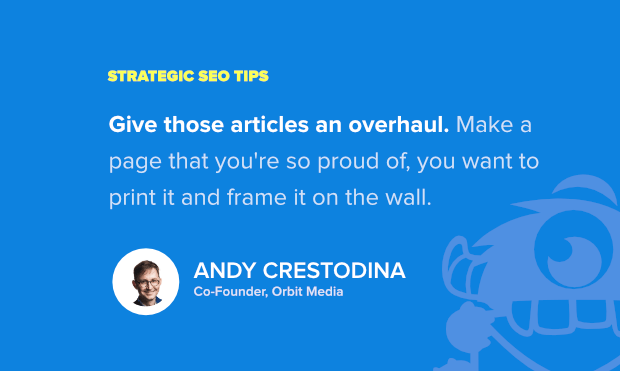 seo tips crestodina