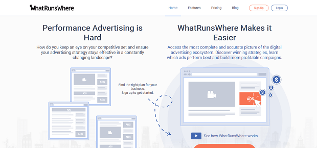 WhatRunsWhere content platform