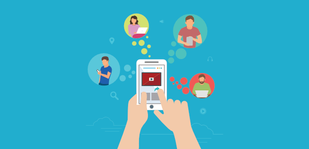 video sharing mobile