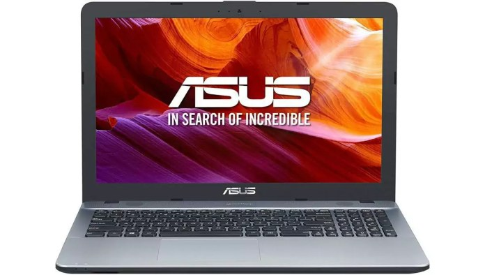 Asus R540MA