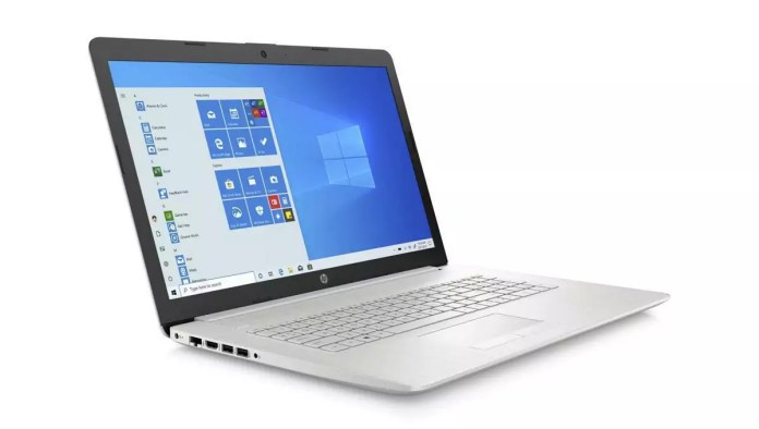 HP 17-by3045nf Argent - MX330