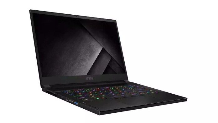 MSI GS66 10SF-008FR Stealth -