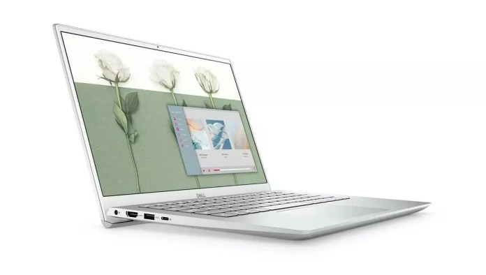 Dell Inspiron 14 5401 Argent