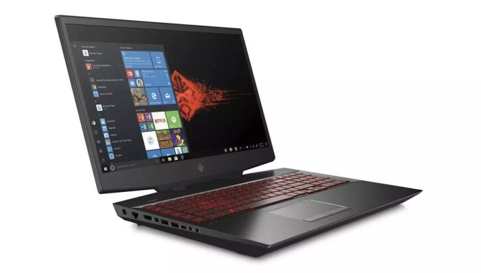 Un ordinateur portable performant en mode gaming :  Omen 17-cb0054nf – RTX – Core i7-9750H – HP