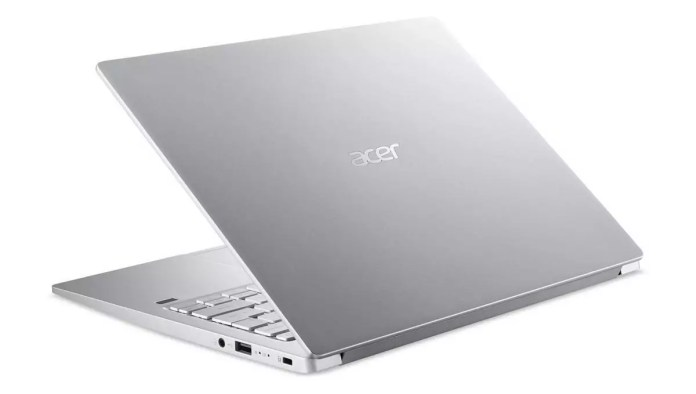 Acer Swift 3 SF313-52-74EG Argent