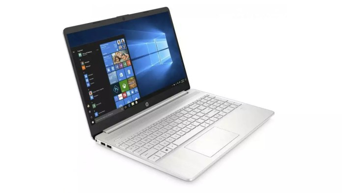 HP 15s-eq1038nf Argent - SSD