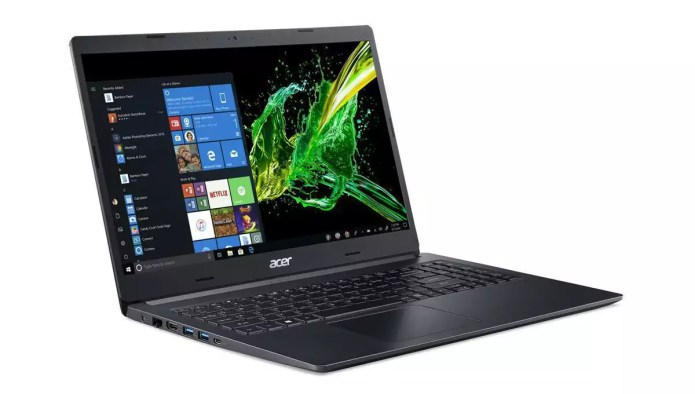 The Acer  Aspire 5 A515-55-5762 Noir – Core i5-1035G1 perfectly designed for surfing on the internet