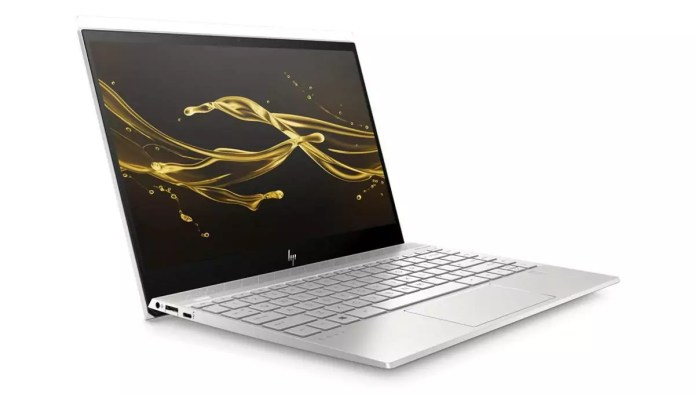 The laptop for travellers:  Envy 13-aq0002nf Argent – Core i7-8565U from HP