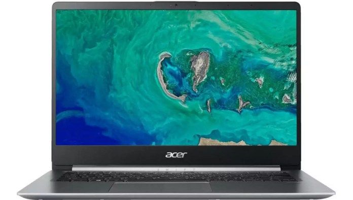 Acer Swift 1 SF114-32-P6GN Gris