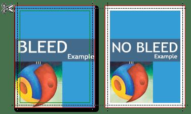 Bleed Examples FAQ