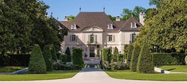 The poshest of luxury homes