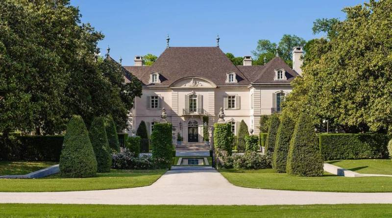 The poshest of luxury homes