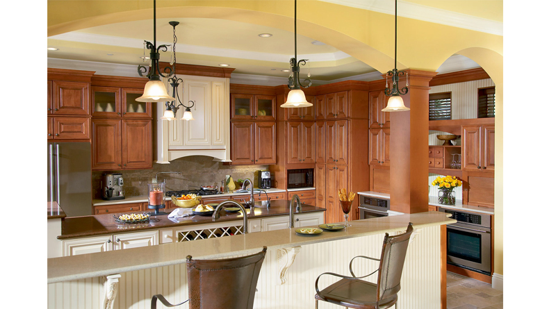 Timberlake kitchen and bath cabinets