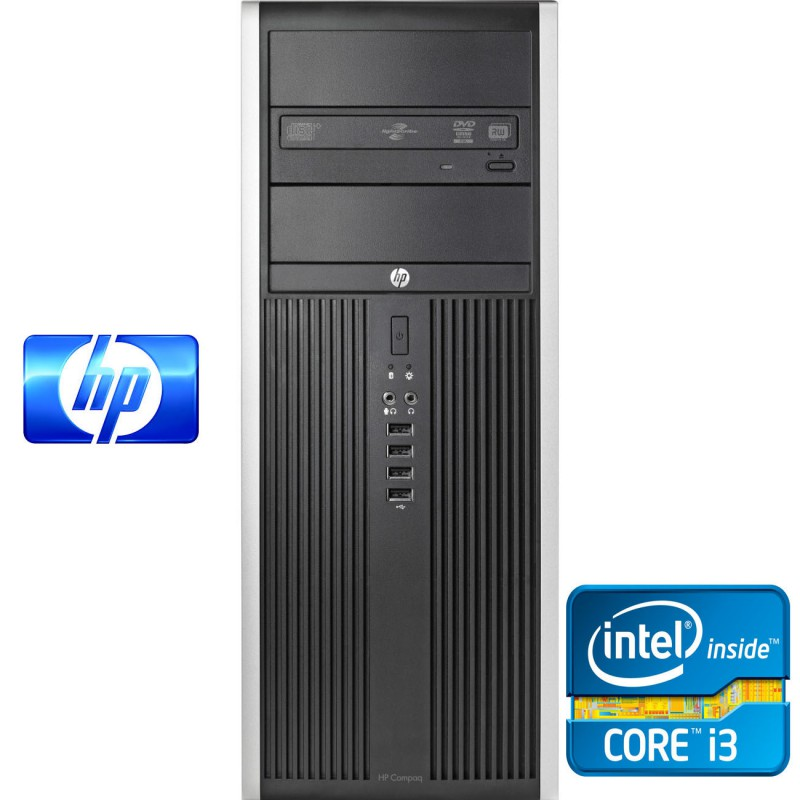 Desktop Computer Hp Elite 8300 Intel Core I3 33Ghz 4GB