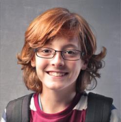 Just a kid/Redheaded Boy