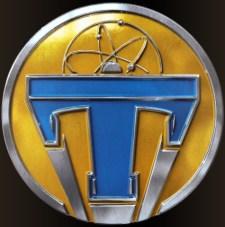Medallion from Tomorrowland