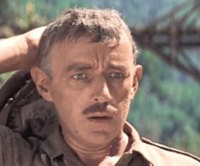 """Colonel Nicolson from """"Bridge Over the River Kwai"""""""