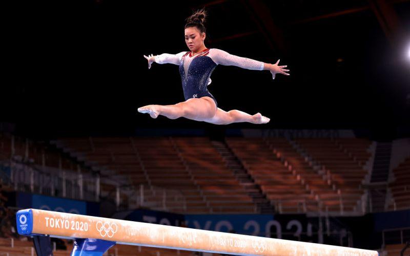 Sunisa Lee Olympics All Around