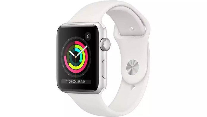 Apple series 3 (gps)