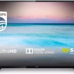 Philips 58PUS6504/12 58-Inch 4K UHD Smart TV with HD