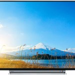 Toshiba 49U5766DB 49-Inch 4K Ultra HD Smart LED WLAN TV with Freeview Play - Black TV with a chrome surround (2017 Model)