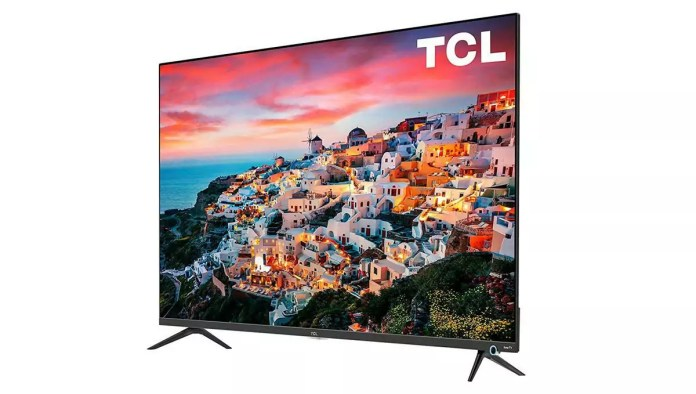 TCL 55S525