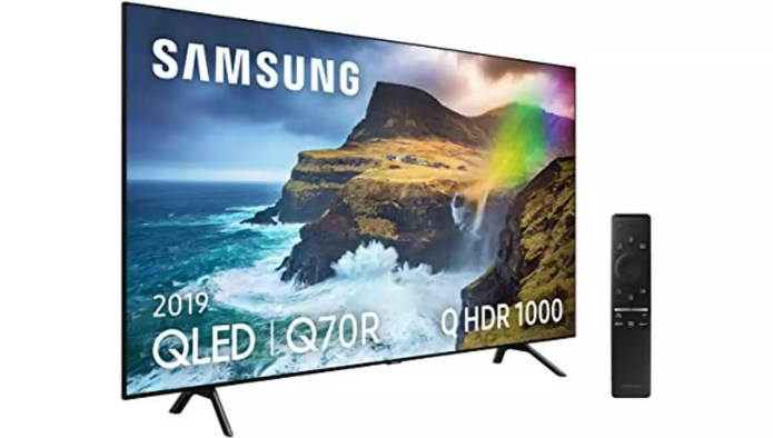 QE75Q70RALXXN : the television  Direct-LED from Samsung