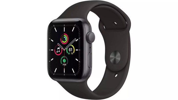 Analysis and handling of the Watch Se (GPS, 44 mm) from Apple.