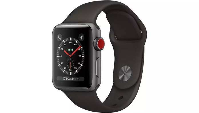 Apple series 3 (gps + cellular)