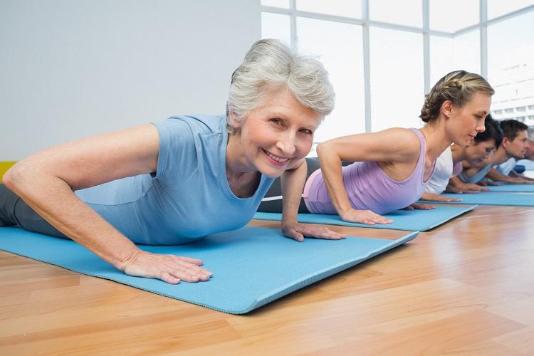 exercise course