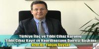 Titck Daire Başkanı Uzm. Dr. Yalçın Soysal ile ÜTS üzerine söyleşi