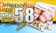 OptisyeninSesi e dergi/ 58.Sayı