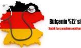 Almanya'da Sağlık Harcamaları Cep Yakıyor