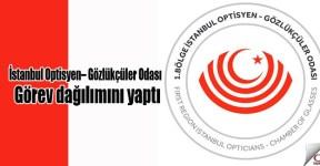 İstanbul Odası görev dağılımını yaptı