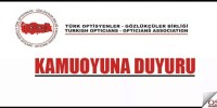 TOGB Merkez Yönetim Kurulu Duyurusu