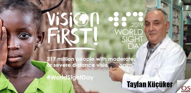 10 Ekim Dünya Görme Günü