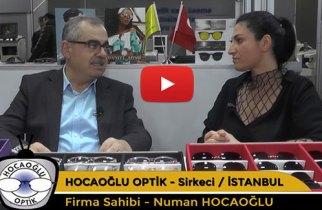 """""""Hocaoğlu Optik"""" Meslekte 38 Yıl"""