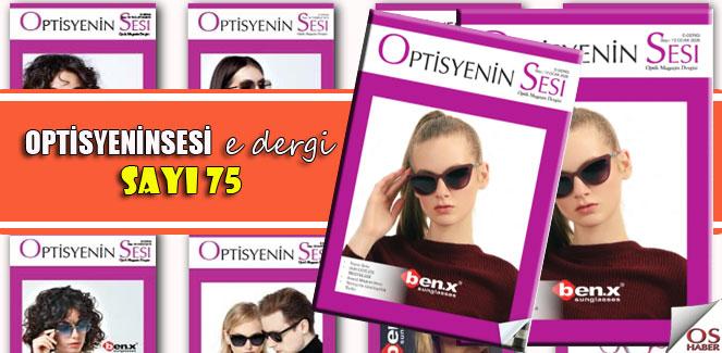 OptisyeninSesi e dergi/ 75.Sayı