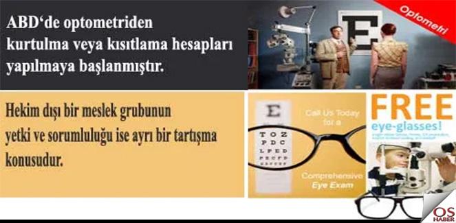 Optometrist Türkiye için Gerekli midir?