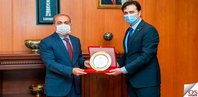 Ankara Odası taleplerimizi başkana iletti