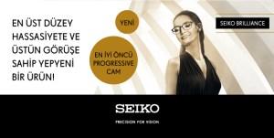 Seiko ile progressive dünyasında, devrim niteliğinde yeni bir ürün!!