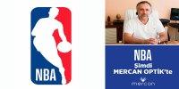 Mercan Optik NBA ile lisans anlaşması yaptı